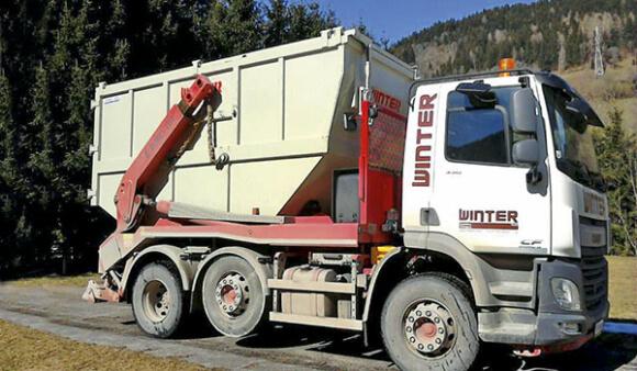 Abfallsammler - Recycling - Manfred Winter GmbH, Radstadt