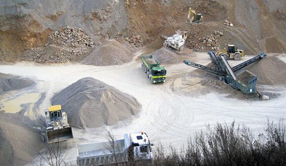 Sand-, Kies- & Schottererzeugung Winter, Radstadt